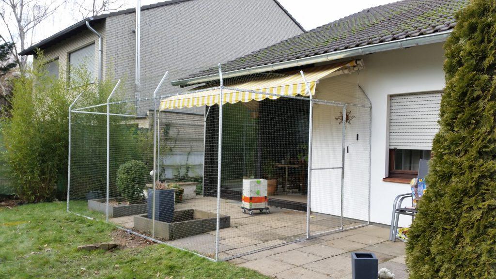 ueberkletterschutz Katzennetz Fachmann