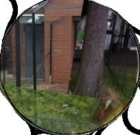 Katzennetz Terrasse sichern